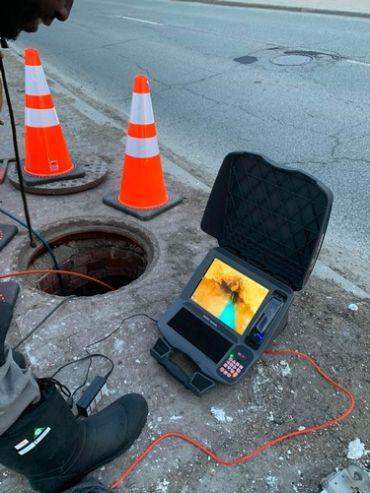 monitoring kanalizacji kamerą inspekcyjną żukowo kartuzy banino kolbudy chwaszczyno